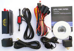 Vehicle Tracker GPRS GSM Tracking
